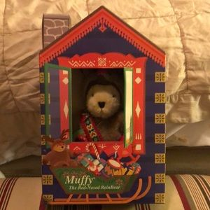 Muffy the Red-Nosed ReinBear